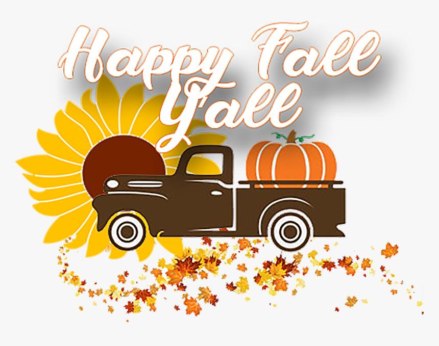 Happy Fall Y\
