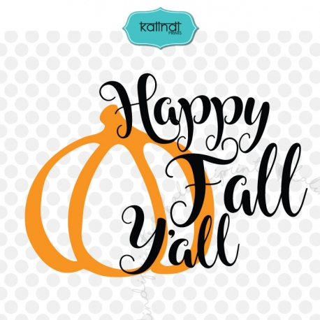 Happy fall y all clipart 7 » Clipart Station.
