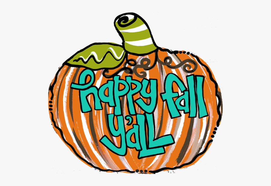 Happy Fall Yall Clipart , Free Transparent Clipart.