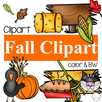 Fall Y\'all {Fall Clipart}.