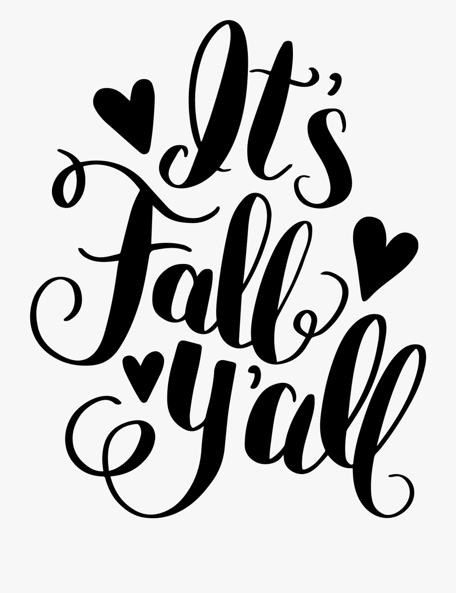 Clip Art Happy Fall Yall Images.