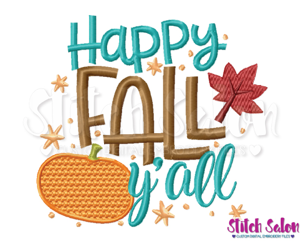 Happy fall y all clipart 9 » Clipart Station.