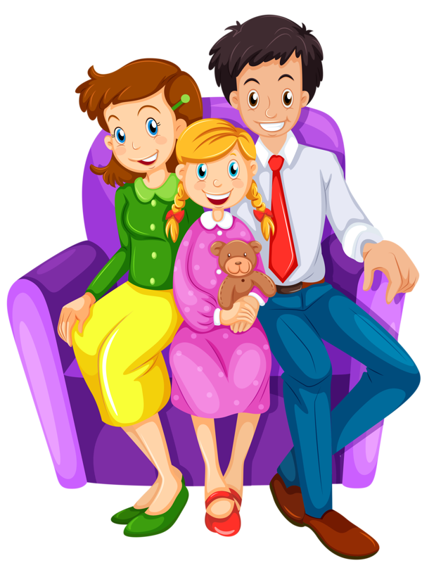 happy family clipart 3 - Clipground
