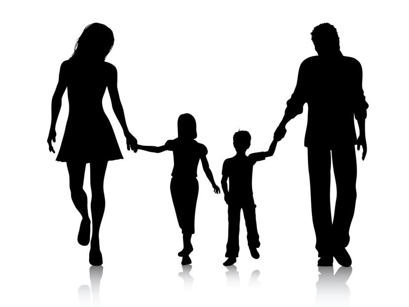 Black Family Clipart & Black Family Clip Art Images.