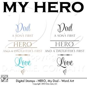 Happy Fathers Day Bling Son Clipart.