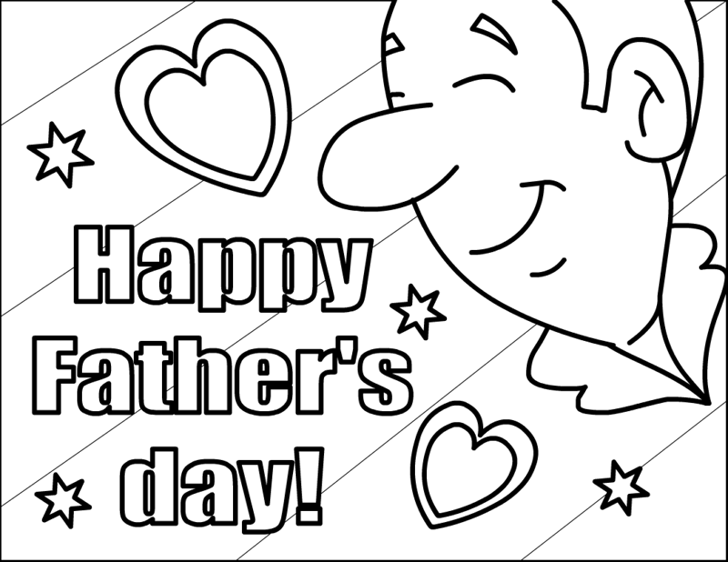 Free Fathers Day Clip Art Black And White, Download Free.