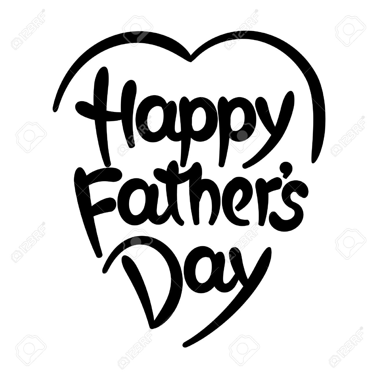 134 Happy Fathers Day free clipart.