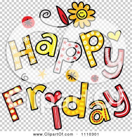 Free Happy Friday Clipart, Happy Friday Free Clipart.