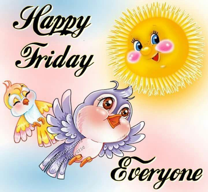 Happy Friday Comments: Happy Friday Clipart And Quotes