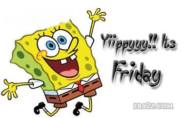 happy friday clipart free #10