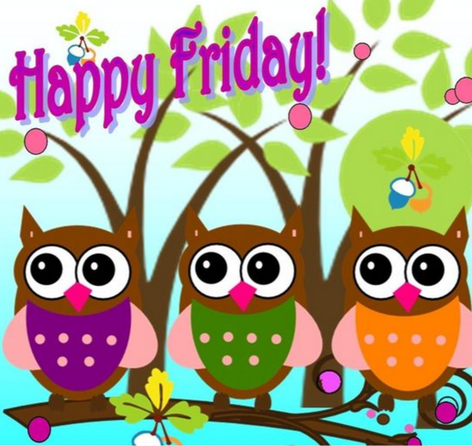 friday clipart happy animated clipground gifs