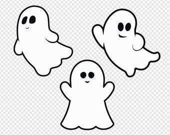 Happy ghost clipart 4 » Clipart Portal.