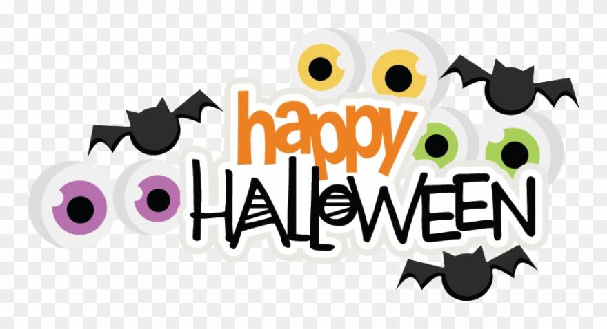 Happy Halloween Clipart (#29584).