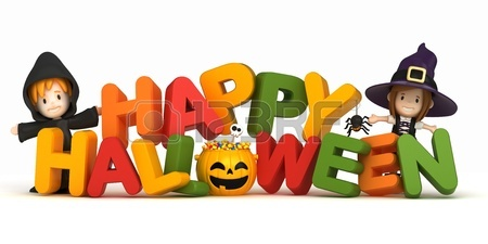 Happy Halloween Images For Kids.
