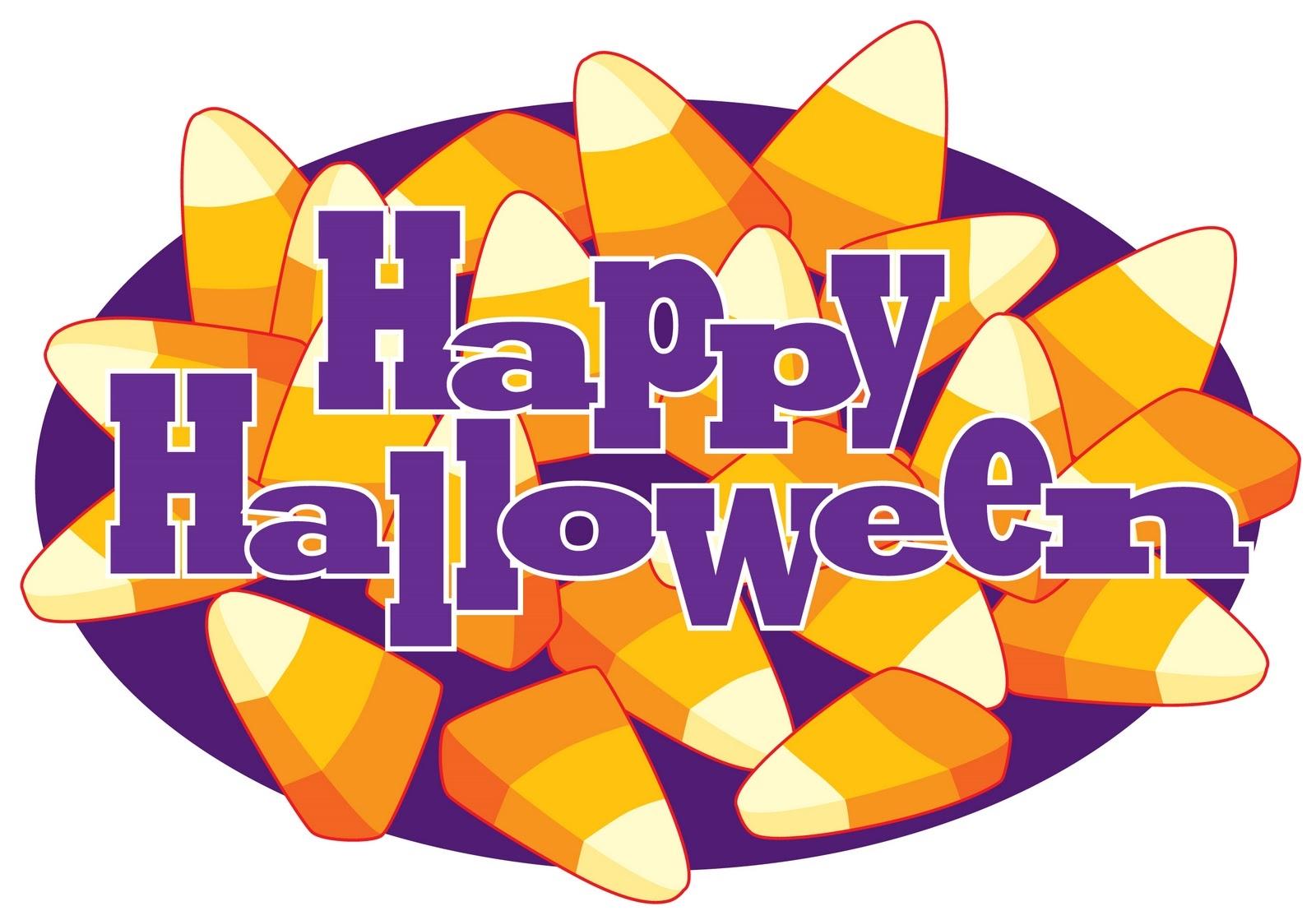 Happy Halloween Clipart For Kids.