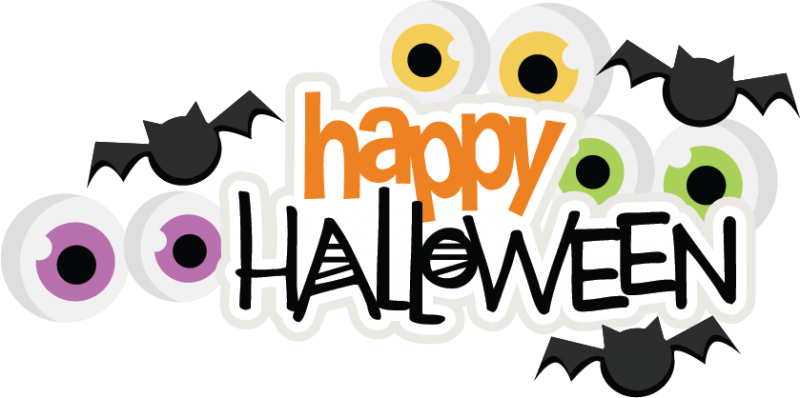 HD Happy Halloween Vector Free Png Background Image.