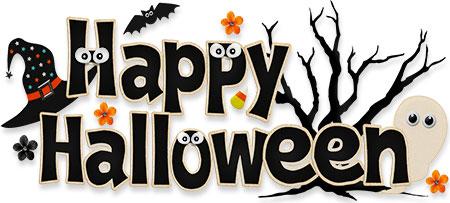Happy Halloween Clipart Free.