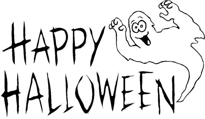 Halloween Clipart Black And White & Halloween Black And White Clip.
