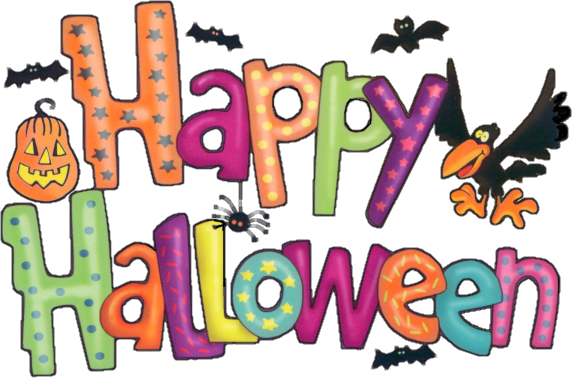 happy halloween words clipart 10 free Cliparts | Download ...