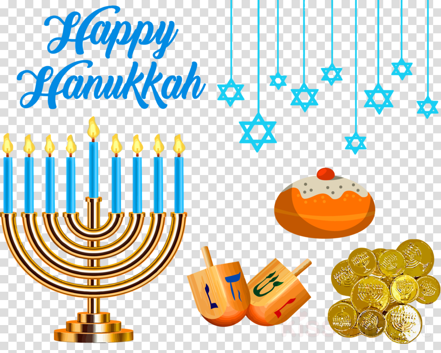 Happy Hanukkah Hanukkah clipart.