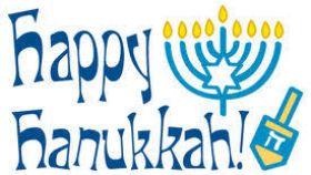 Happy hanukkah free clipart 3 » Clipart Station.