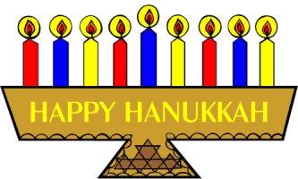 30 Best Hanukkah Clipart Pictures.
