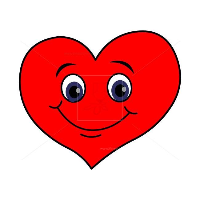 Happy heart clipart 5 » Clipart Portal.