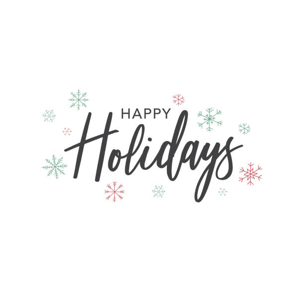 Happy Holidays Clip Art (106+ images in Collection) Page 1.