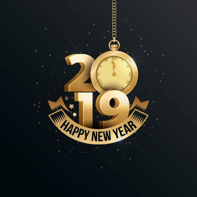 Pin on Happy New Year Images 2019.