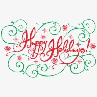Clip Art Holiday Banners , Transparent Cartoon, Free.