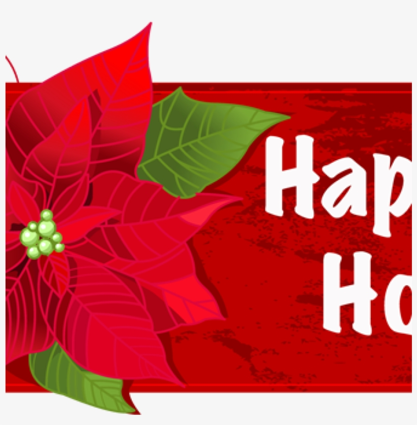 Happy Holidays Clipart Free 19 Happy Holiday Banner.