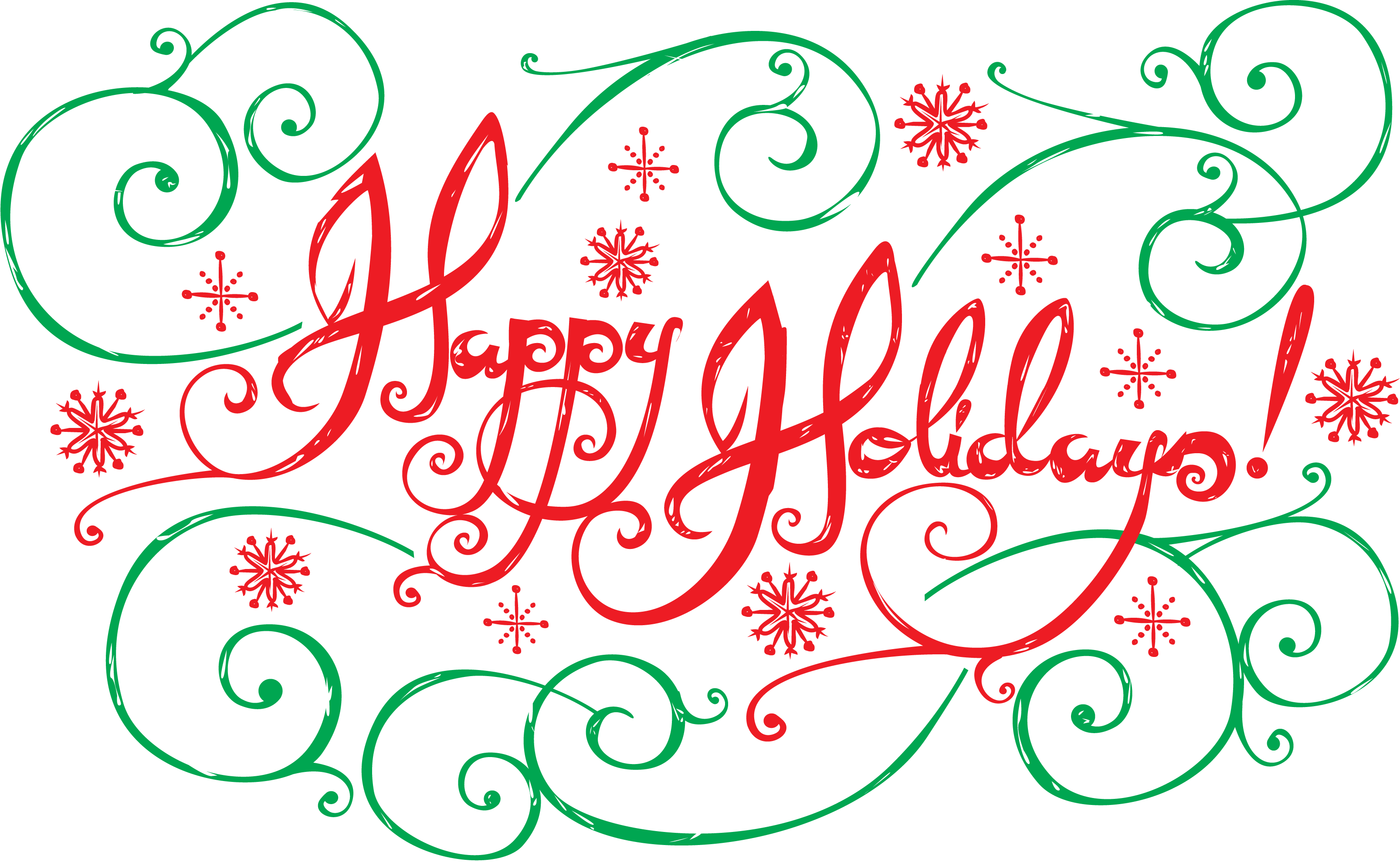 Happy Holidays Clip Art & Happy Holidays Clip Art Clip Art Images.