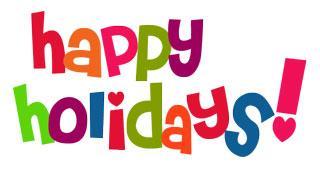 Happy Holidays Clip Art & Happy Holidays Clip Art Clip Art Images.
