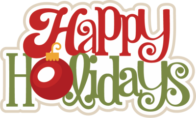 Download HOLIDAYS Free PNG transparent image and clipart.