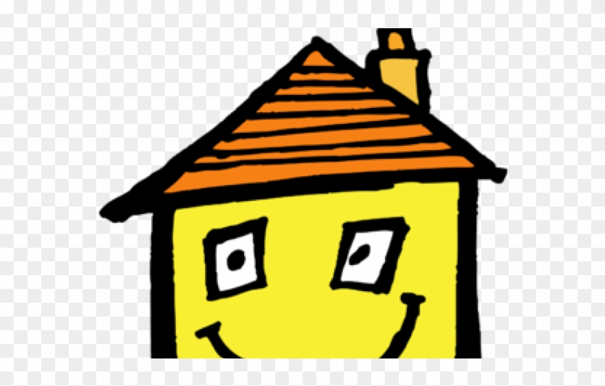 Happy Home Clipart (#386810).