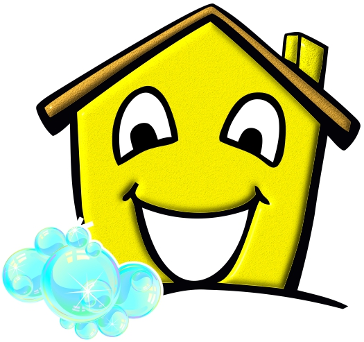Happy Home Clipart.