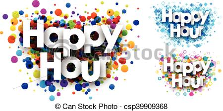 Happy hour poster Clip Art Vector Graphics. 1,529 Happy hour poster.