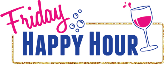Happy Hour Clipart.