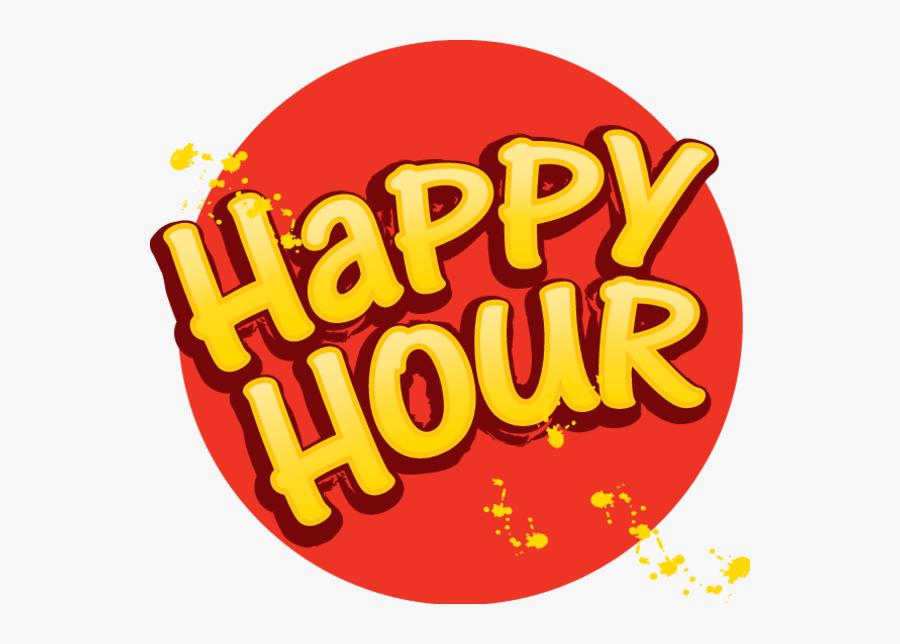Happy Hour , Free Transparent Clipart.