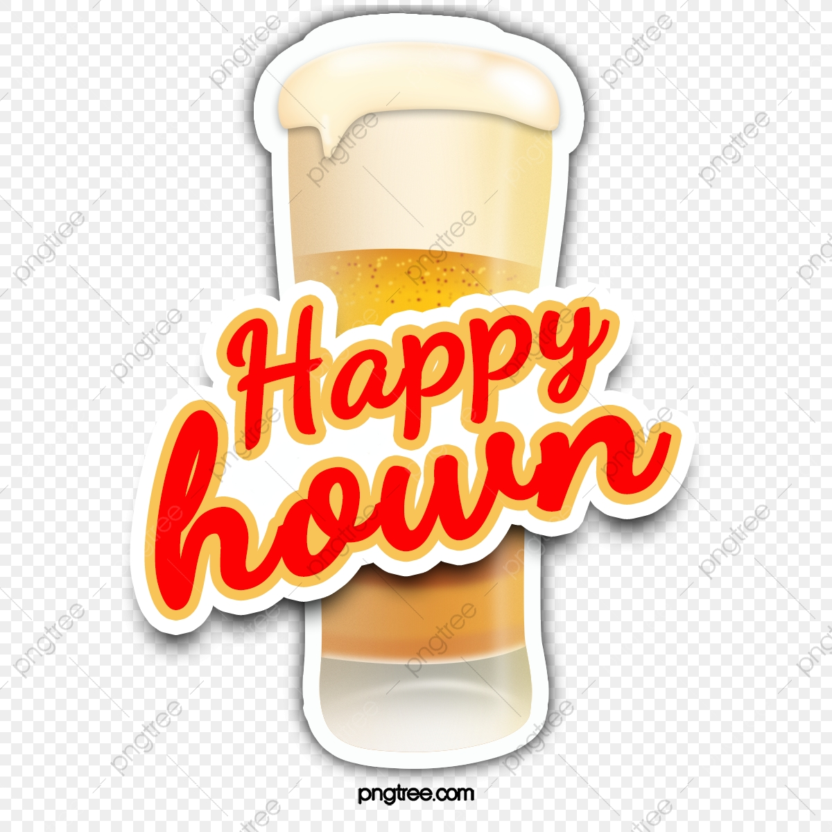 Happy Hour Label, Label Clipart, Happy, Hour PNG and Vector with.