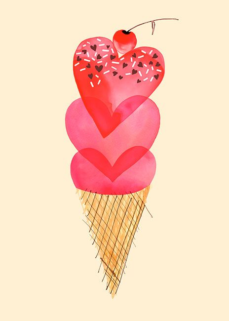 17 Best images about ice cream please on Pinterest.