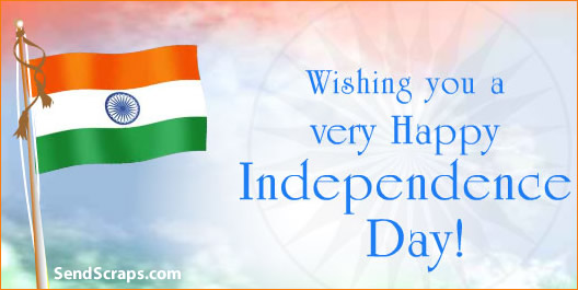 → India Independence Day images, greetings and pictures for WhatsApp.