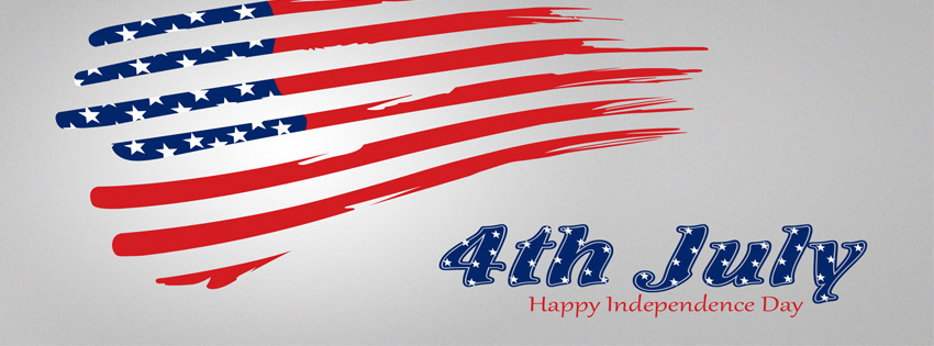 4th of July Cover Photos for Facebook Timeline.