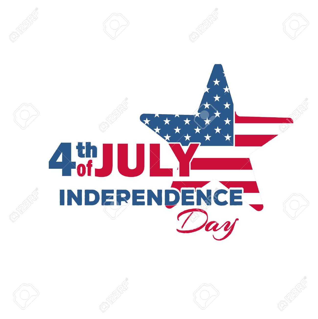 1219 Independence Day free clipart.
