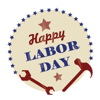 Happy labor day clipart 3 » Clipart Station.