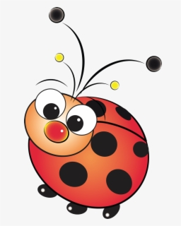Free Ladybug Clip Art with No Background , Page 5.