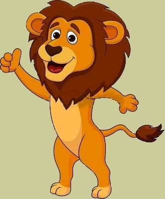 Happy lion clipart 2 » Clipart Portal.