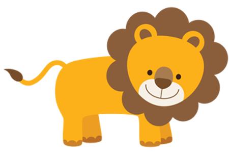 Happy Lion.