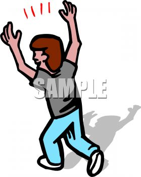 Happy Man Clipart.