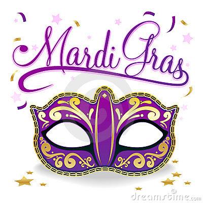 Mardi Gras Clip Art Borders  Mardi Gras Clipart, Happy Mardi.
